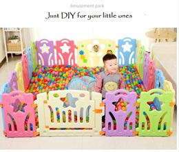 ★LOWEST PRICE★ DIY Safety Play Pen for baby/playpen / Play Yard / playyard Safety fence child/gift