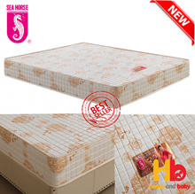 Seahorse Diamond Mattress: Single Size