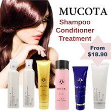 R★MUCOTA Adllura Aire Series/Live Luminesta Series★Shampoo/Treatment/Leave-in Conditioner