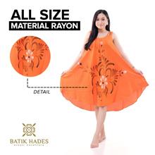 Daster Batik Pekalongan Many Models_Daster Payung_Yukensi / Sleepwear_All free Size