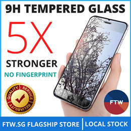 [READY STOCK!!] iPhone 8/8 Plus/7/7 Plus/6/6s 9H Tempered Glass Screen Protector 100% Authentic