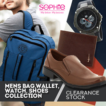 MENS EDITION - BAGS/BACKPACK - WALLET - WATCH - SHOES - SUPER QUALITY MENS COLLECTION