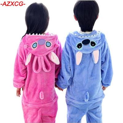 74aa2fdfb Qoo10 - wholesale Cute Baby Boys Pajamas Girls Winter Flannel ...