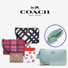 [COACH] Card Case/ID Case/Key Pouch/Wristlet and Handbag Collection!!