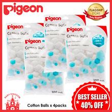 Pigeon Cotton Balls x 4packs
