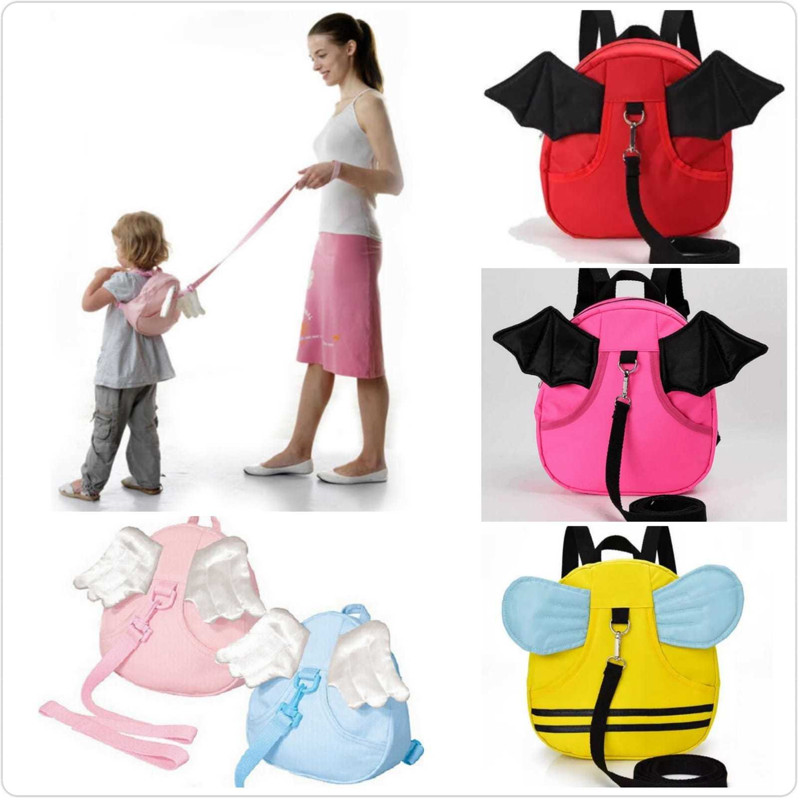 54f16e72ae81 Kid Keeper Safety harness bag backpack / Hyperactive Baby Toddler Child  Children Boy Girl leash