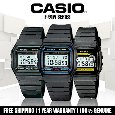 how to change the time on a casio digital watch
