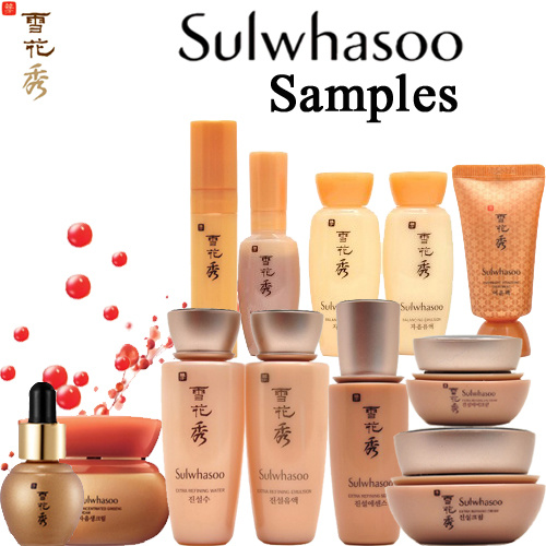 sulwhasoo?Best Collection!Water/Emulsion/Essence/Serum/Cream/Eye Cream/Ginseng/ Whitening/Mask Deals for only S$10 instead of S$0