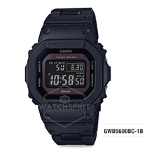 *APPLY SHOP COUPON* CASIO G-Shock Tough Solar Bluetooth Watch GWB5600BC-1B. Free Shipping!