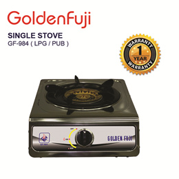 Golden Fuji Single Stove(GF-984)