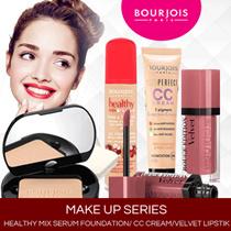 Bourjois make-up series