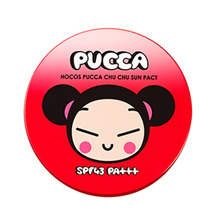 [Gift HYGGEE* 5 trials] Korean cosmetics sales TOP 1 [HOT SALE] [Korea genuine direct mail] Good thinking PUCCA high moisturizing pressing sunscreen cushion