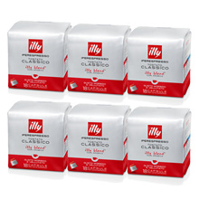 ★Free Shipping★ illy illy coffee capsules 108 pieces [18ea x 6packs] / Immediate delivery