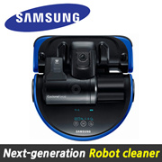 [Samsung] Next-generation Premium Robot Cleaner Powerbot VR20K9000UB / Smart Easy/Powerful Sution