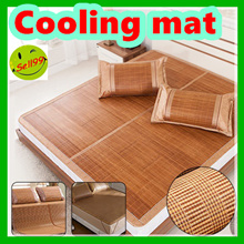 ★Double-sided bamboo mat ★Cooling mat ★ Foldable bamboo Mat ★0.8m ~2.0m bed