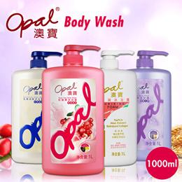 Opal Daily Body Wash 1000ml - Lavender / Moisturizing Cream Bath/ Rose Hips Body Wash/ Moisturising