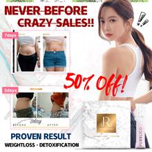 [NEW]CRAZY SALES 50%off !! Pubblico Triple Detox Enzyme 100% EFFECTIVE NON LAXATIVE! 1 SACHET SLIM!