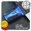 Local Seller_100% Premium Quality Mini Vacuum LED Light Cooler Cold Portable Cooling Fan Notebook Laptop