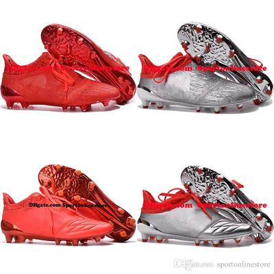 new styles 24056 d3933 X 16+ Purechaos FG AG Cheap Football Boots Mens Soccer Cleats For Men  Soccer Boots Purechaos 2016