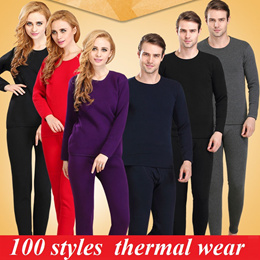 Women Winter inner wear/Men Winter Inner Wear/ Thermal Underwear / leggings/Women warm clothing