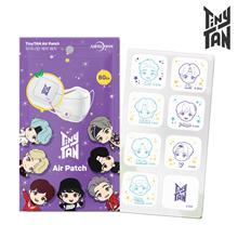 Tinytan Mask Air Scent Patch 10ea (80 times) #BTS #Tiny #TAN Sticker