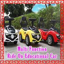 Multi Function Ride on Educational Car/children scooter/scooter/bicycle/tricycle/3 wheeler/three wheel/mickey scooter/electric bicycle/motor scooter/children bicycle/gift