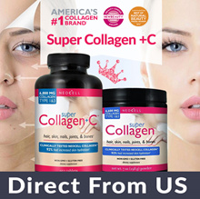 [Neocell] Super Collagen + C Type 1 3 6000 mg 250 Tablets /Marine / NO.1 COLLAGEN BRAND /US