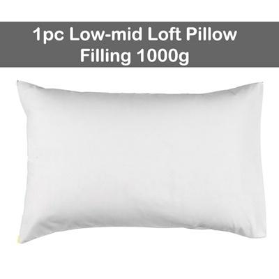 1pc Low-mid Loft (filling 1000g)