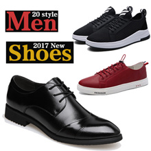 Men shoes Korean shoes leather shoes School shoes skin shoes walking casual shoes basketball shoes