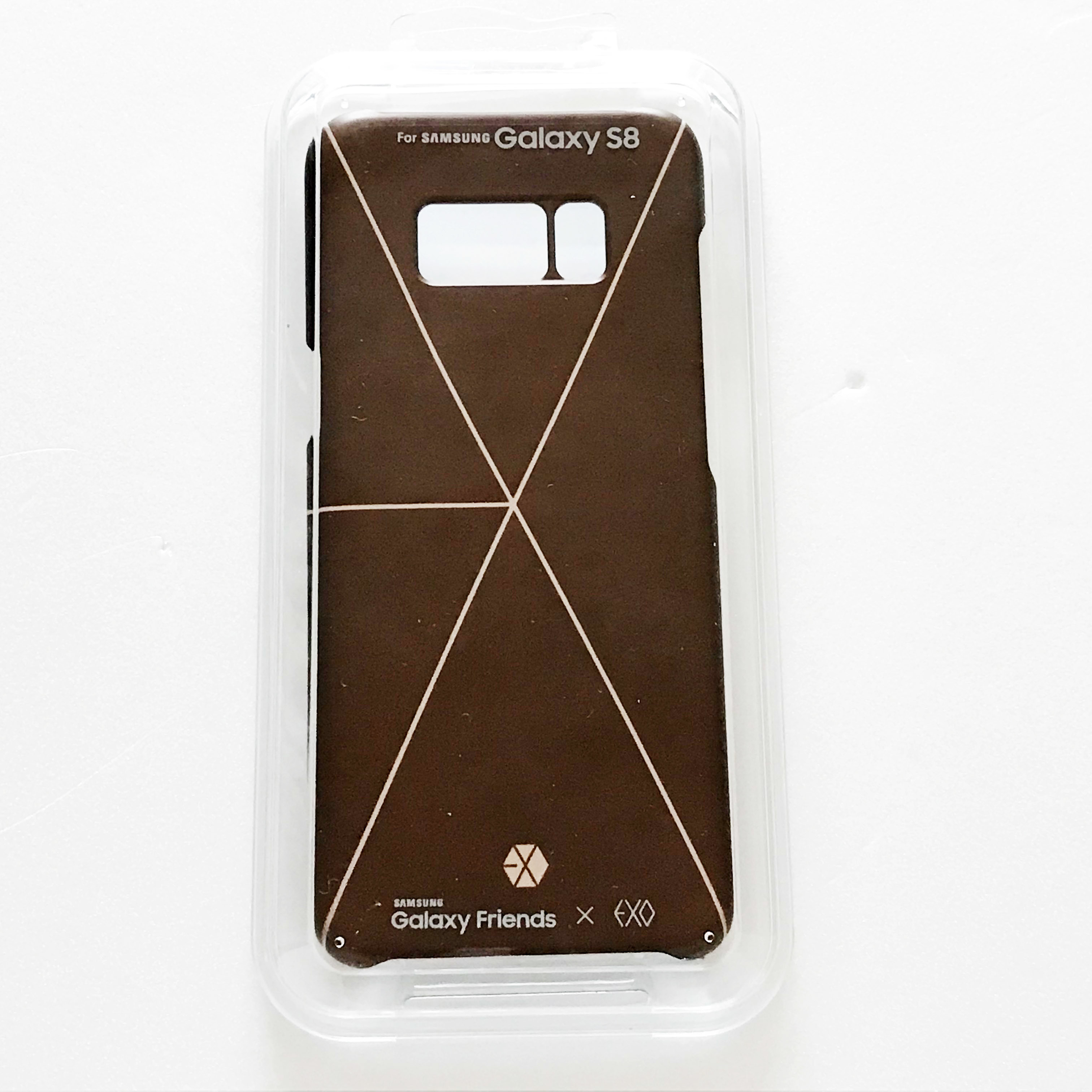 purchase cheap 6ab3f bf633 Qoo10 - EXO x Galaxy S8 : Collectibles & Books