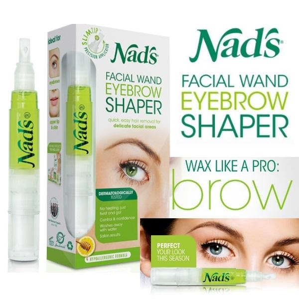 Qoo10 Nads Eyebrow Shaper Bath Body