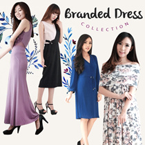 Dress Collection - Mini Midi Maxi - Branded Exclusive Dress - Short And Long