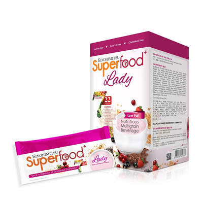 Kinohimitsu Superfood+ Lady 10s