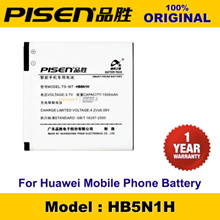 100% Original PISEN Mobile Phone Battery HB5N1H Huawei MyTouch U8680 MyTouch Q U8730 Battery + 12 Months Warranty