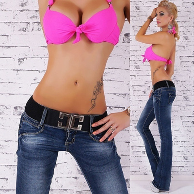 Pictures of sexy women in lowrise jeans