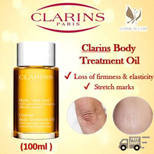 Clarins Body Treatment Oil (Contouring  Strengthening) 100ml