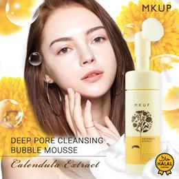 MKUP® Calendula Deep Pore Cleansing Mousse