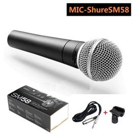 Professional Microphone MICR-Shure-SM58