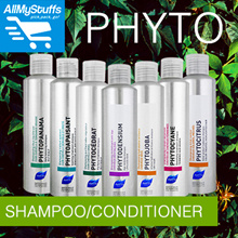【PHYTO】Shampoo/Conditioner ● Lifeless/dry/color-treated/thinning hair/oily scalp ● 11 Types ●