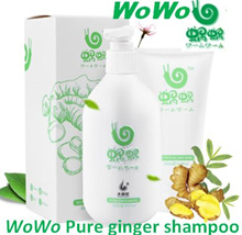 Buy 1 get 1 free! 100% AUTHENTIC! WOWO pure ginger shampoo/hair treatmen/shower lotion/eye cream