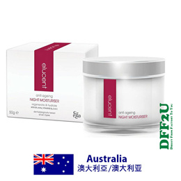 DFF2U Elucent Anti Ageing Night Moisturiser 50g