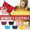 [ GET 3 Pcs ] SECONDplan POuch/Cluch#Pouch/clutch anti air Buy 1 Get 3#poch/clutch Purse Cosmetic Tempat Dompet Wanita Tas Kosmetik