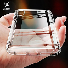 Baseus iPhone XS MAX/ XS / XR / X Phone Case Tempered Glass Screen Protector Casing Cover