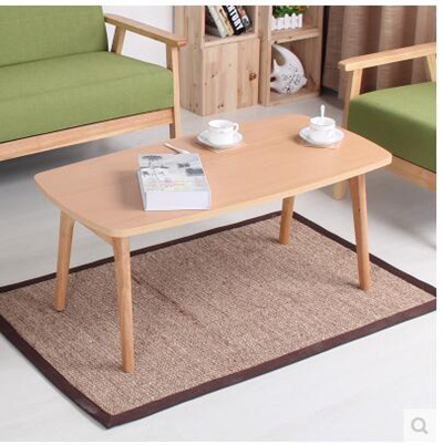 Qoo10 Small Size Simple Coffee Table Simple Rectangular Folding Coffee Table Furniture Deco