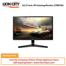 LG 27 inch. IPS Gaming Monitor 27MP59G