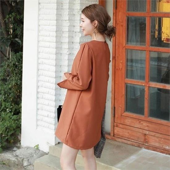 素である行き来するように素である小売開けたこと、ワンピース プリントのワンピース/ 韓国ファッション