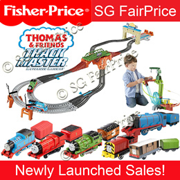 ★SALE!★【Thomas and Friends】 Trackmaster Motorized Train Set