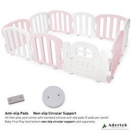 Baby FIRST Play Yard with Door Set (10pcs 207x147cm)