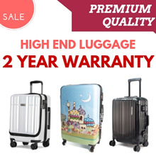 **High Quality Luggage and Bags with 2 Years Warranty**