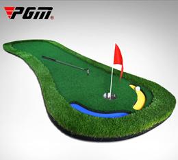 Patent New! PGM genuine indoor mini golf putting green practice putting practice fairway blanket